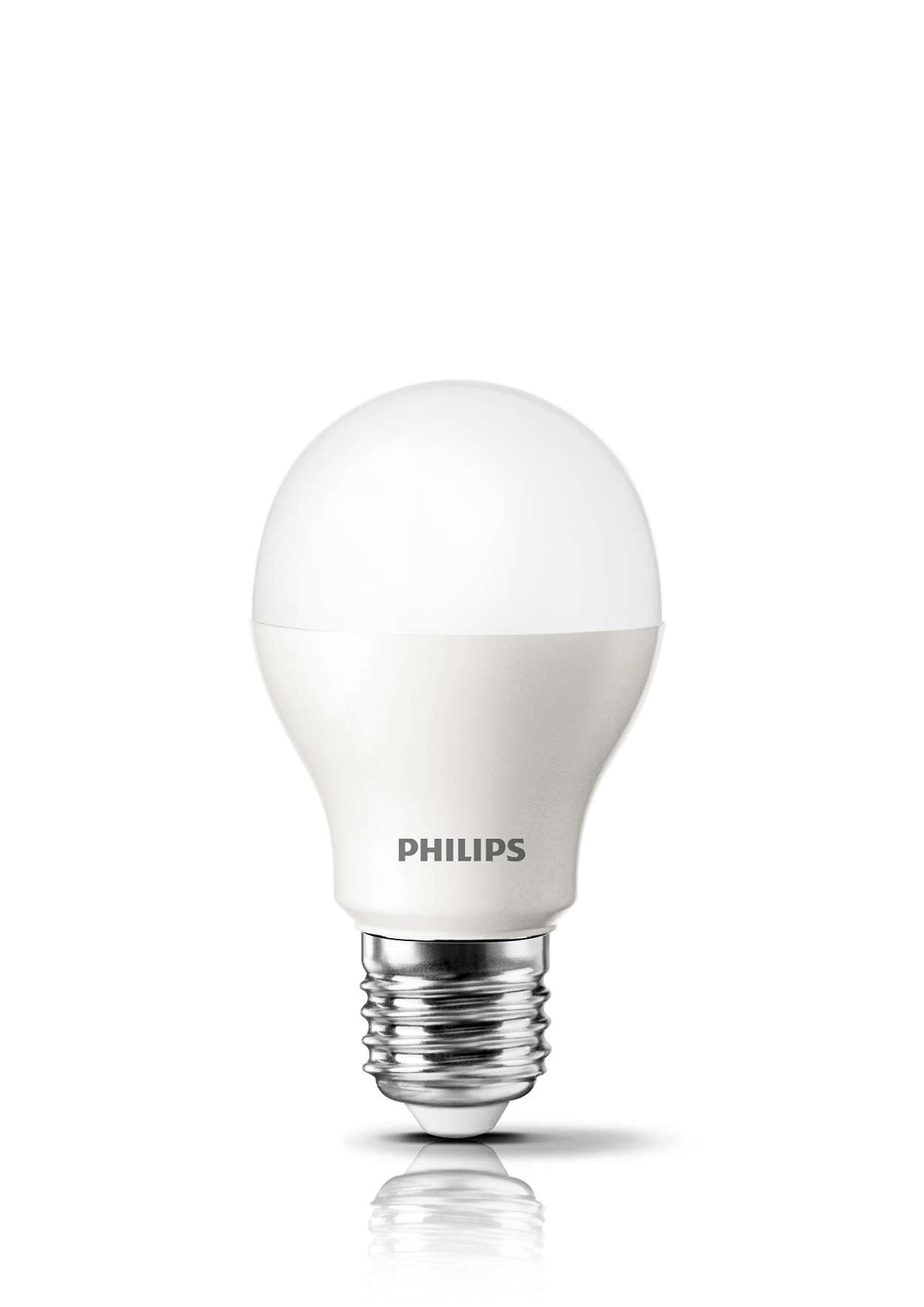 Светодиодная лампа ESS LED Bulb Philips 5Вт 650Лм в интернет-магазине Dinar ☎ (099) 160 34 55 ✓ лучшие цены ✓ бесплатная доставка от 1000 грн ✓ отзывы и фото