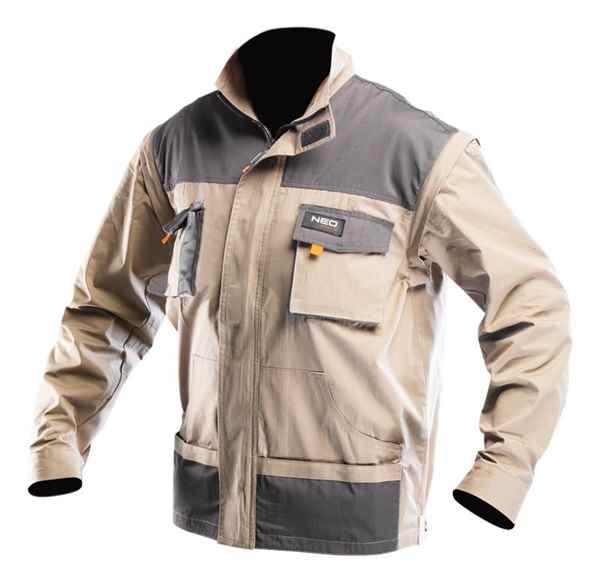 Блуза робоча 2 в 1, 100% бавовна, 180 г / м2, ISO, XL / 56, 81-310-XL купить в интернет-магазине Dinar ☎ (099) 160 34 55 ✓ лучшие цены ✓ бесплатная доставка от 1000 грн ✓ отзывы и фото