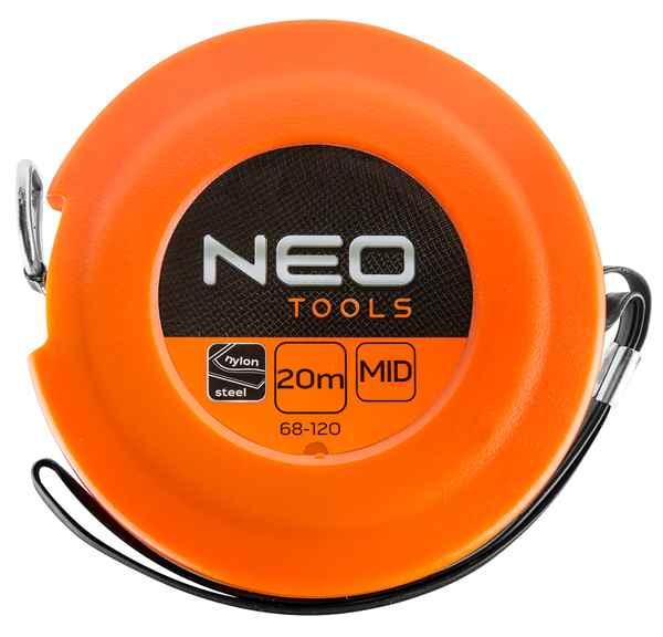 Стрiчка NEO вимiрювальна сталева, 20 м, 68-120 купить в интернет-магазине Dinar ☎ (099) 160 34 55 ✓ лучшие цены ✓ бесплатная доставка от 1000 грн ✓ отзывы и фото
