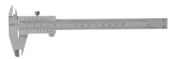 Штангенциркуль NEO, 150 мм, нержавiюча сталь, 75-000 купить в интернет-магазине Dinar ☎ (099) 160 34 55 ✓ лучшие цены ✓ бесплатная доставка от 1000 грн ✓ отзывы и фото