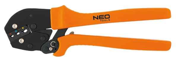 Клiщi NEO для обтискання кабельних наконечникiв 22-10 AWG, 01-503 купить в интернет-магазине Dinar ☎ (099) 160 34 55 ✓ лучшие цены ✓ бесплатная доставка от 1000 грн ✓ отзывы и фото