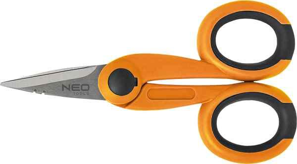 Ножицi NEO для кабелю та iзолюючої оболонки, 140 мм, 01-511 купить в интернет-магазине Dinar ☎ (099) 160 34 55 ✓ лучшие цены ✓ бесплатная доставка от 1000 грн ✓ отзывы и фото