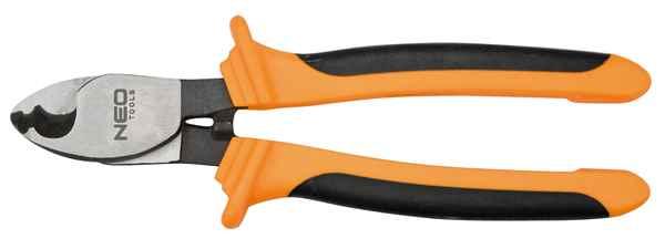 Кабелерiз NEO для мiдних алюмiнiєвих кабелiв, 200 мм, 01-514 купить в интернет-магазине Dinar ☎ (099) 160 34 55 ✓ лучшие цены ✓ бесплатная доставка от 1000 грн ✓ отзывы и фото