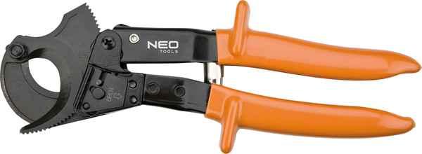 Кабелерiз NEO для мiдних алюмiнiєвих кабелiв, 250 мм, з трiскачкою, 01-516 купить в интернет-магазине Dinar ☎ (099) 160 34 55 ✓ лучшие цены ✓ бесплатная доставка от 1000 грн ✓ отзывы и фото