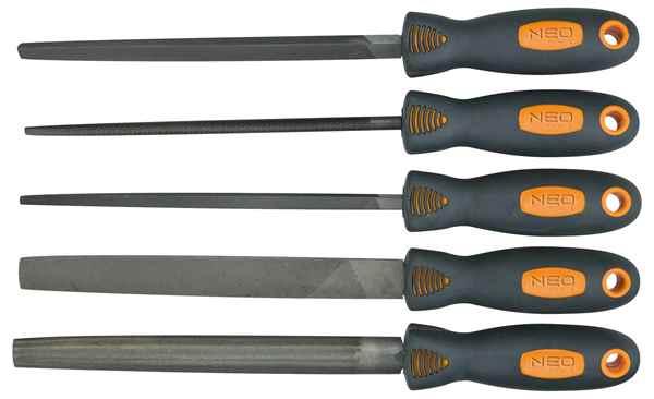 Напилки по металу NEO, набiр 5шт., 37-610 купить в интернет-магазине Dinar ☎ (099) 160 34 55 ✓ лучшие цены ✓ бесплатная доставка от 1000 грн ✓ отзывы и фото
