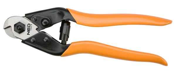 Ножицi NEO для рiзання арматури та сталевого троса, 190 мм, 01-512 купить в интернет-магазине Dinar ☎ (099) 160 34 55 ✓ лучшие цены ✓ бесплатная доставка от 1000 грн ✓ отзывы и фото