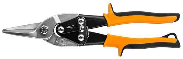 Ножицi по металу NEO, 250 мм, прямi, 31-050 купить в интернет-магазине Dinar ☎ (099) 160 34 55 ✓ лучшие цены ✓ бесплатная доставка от 1000 грн ✓ отзывы и фото