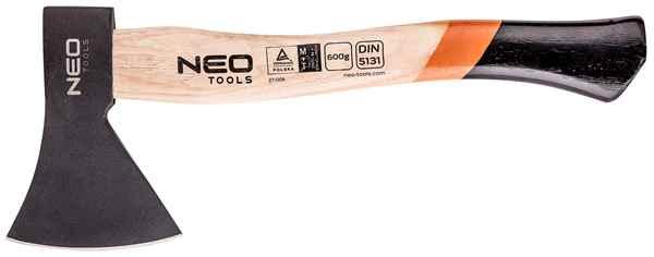 Колун NEO 600 г, дерев'яна рукоятка, 27-006 купить в интернет-магазине Dinar ☎ (099) 160 34 55 ✓ лучшие цены ✓ бесплатная доставка от 1000 грн ✓ отзывы и фото