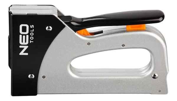 Степлер NEO 6-14 мм, скоба J, 16-022 купить в интернет-магазине Dinar ☎ (099) 160 34 55 ✓ лучшие цены ✓ бесплатная доставка от 1000 грн ✓ отзывы и фото