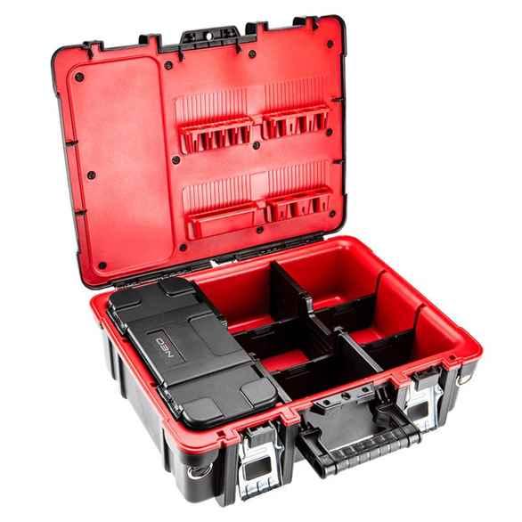 Кейс NEO для инструменту, 84-117 купить в интернет-магазине Dinar ☎ (099) 160 34 55 ✓ лучшие цены ✓ бесплатная доставка от 1000 грн ✓ отзывы и фото