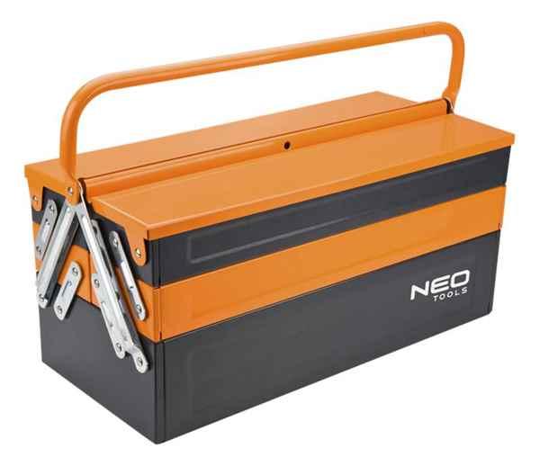 Ящик для iнструменту NEO, металевий, 455 мм, 84-100 купить в интернет-магазине Dinar ☎ (099) 160 34 55 ✓ лучшие цены ✓ бесплатная доставка от 1000 грн ✓ отзывы и фото