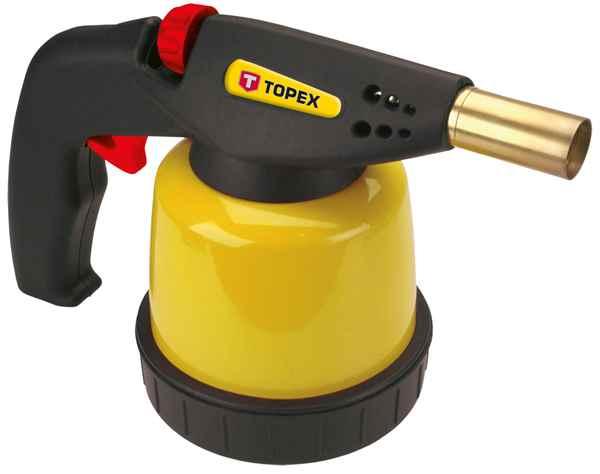 Лампа TOPEX паяльна газова, картриджi 190 г, з п'єзоелементом, 44E141 купить в интернет-магазине Dinar ☎ (099) 160 34 55 ✓ лучшие цены ✓ бесплатная доставка от 1000 грн ✓ отзывы и фото