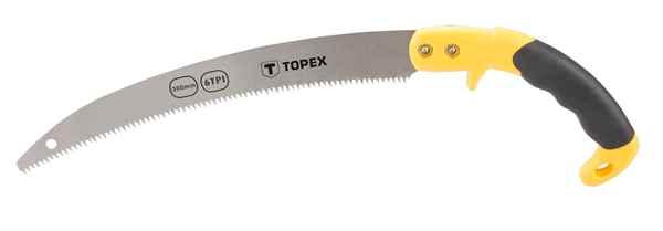 Пилка TOPEX садова, 15A199 купить в интернет-магазине Dinar ☎ (099) 160 34 55 ✓ лучшие цены ✓ бесплатная доставка от 1000 грн ✓ отзывы и фото