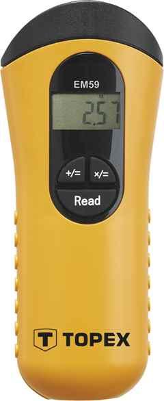 Далекомiр TOPEX ультразвуковий 0.4-18 м, 31C902 купить в интернет-магазине Dinar ☎ (099) 160 34 55 ✓ лучшие цены ✓ бесплатная доставка от 1000 грн ✓ отзывы и фото