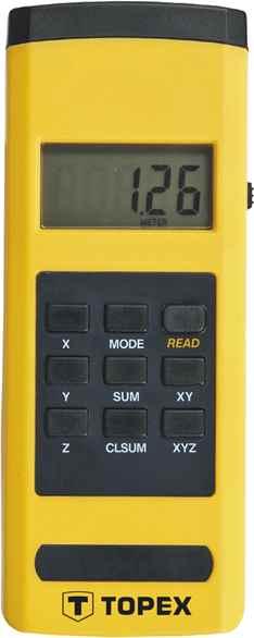 Далекомiр TOPEX ультразвуковий 0.55-12 м, 31C901 купить в интернет-магазине Dinar ☎ (099) 160 34 55 ✓ лучшие цены ✓ бесплатная доставка от 1000 грн ✓ отзывы и фото