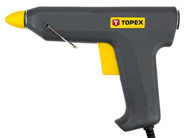 Пiстолет TOPEX клейовий електричний, 11 мм, 78Вт, 42E501 купить в интернет-магазине Dinar ☎ (099) 160 34 55 ✓ лучшие цены ✓ бесплатная доставка от 1000 грн ✓ отзывы и фото