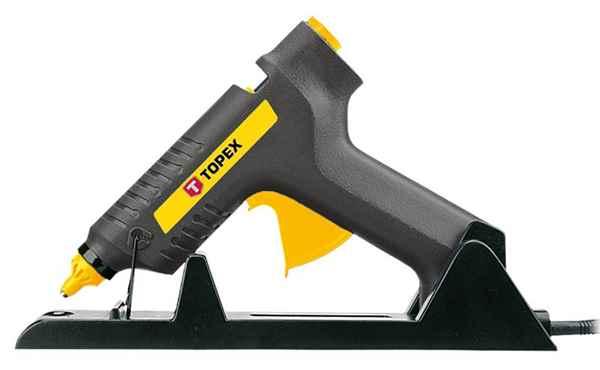 Пістолет TOPEX клейовий електричний, 11 мм, 80Вт, бездротовий, 42E511 купить в интернет-магазине Dinar ☎ (099) 160 34 55 ✓ лучшие цены ✓ бесплатная доставка от 1000 грн ✓ отзывы и фото