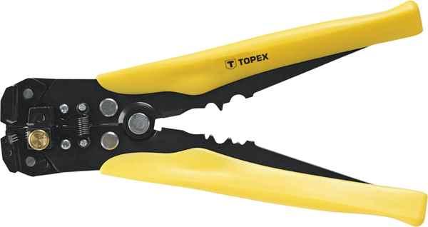 Знiмач iзоляцiї TOPEX 210 мм, автоматичний, 32D806 купить в интернет-магазине Dinar ☎ (099) 160 34 55 ✓ лучшие цены ✓ бесплатная доставка от 1000 грн ✓ отзывы и фото