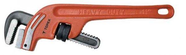 Ключ TOPEX трубний Stillson вигнутий, 300 мм, 34D653 купить в интернет-магазине Dinar ☎ (099) 160 34 55 ✓ лучшие цены ✓ бесплатная доставка от 1000 грн ✓ отзывы и фото