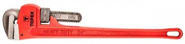 Ключ TOPEX трубний Stillson, 600 мм, 34D616 купить в интернет-магазине Dinar ☎ (099) 160 34 55 ✓ лучшие цены ✓ бесплатная доставка от 1000 грн ✓ отзывы и фото