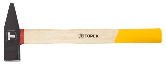 Молоток TOPEX столярний 1000 г, рукоятка з ясеню, 02A410 купить в интернет-магазине Dinar ☎ (099) 160 34 55 ✓ лучшие цены ✓ бесплатная доставка от 1000 грн ✓ отзывы и фото