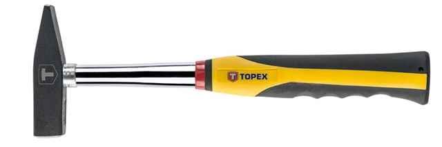Молоток столярний TOPEX 500 г, металева рукоятка, 02A715 купить в интернет-магазине Dinar ☎ (099) 160 34 55 ✓ лучшие цены ✓ бесплатная доставка от 1000 грн ✓ отзывы и фото
