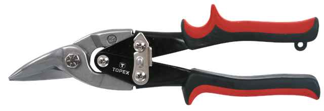 Ножицi TOPEX по металу, 250 мм, правi, 01A426 купить в интернет-магазине Dinar ☎ (099) 160 34 55 ✓ лучшие цены ✓ бесплатная доставка от 1000 грн ✓ отзывы и фото