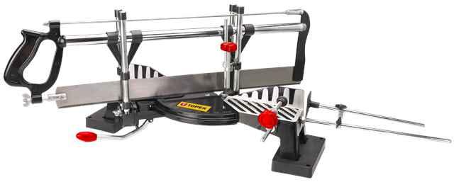 Стусло TOPEX поворотне, 550 мм, 10A055 купить в интернет-магазине Dinar ☎ (099) 160 34 55 ✓ лучшие цены ✓ бесплатная доставка от 1000 грн ✓ отзывы и фото