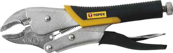 Клiщi TOPEX затискнi, 225 мм, 32D856 купить в интернет-магазине Dinar ☎ (099) 160 34 55 ✓ лучшие цены ✓ бесплатная доставка от 1000 грн ✓ отзывы и фото