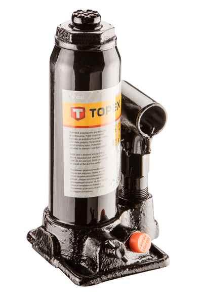 Домкрат TOPEX гiдравлiчний пляшковий, 2 т, 180-345 мм, 97X032 купить в интернет-магазине Dinar ☎ (099) 160 34 55 ✓ лучшие цены ✓ бесплатная доставка от 1000 грн ✓ отзывы и фото