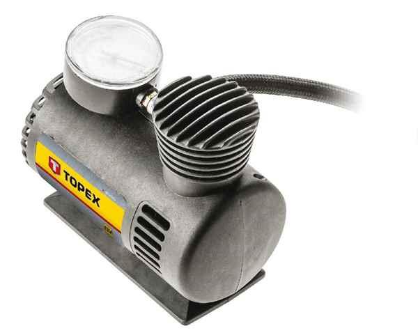 Компресор TOPEX аккумуляторний 12В, з оснасткою, 97X501 купить в интернет-магазине Dinar ☎ (099) 160 34 55 ✓ лучшие цены ✓ бесплатная доставка от 1000 грн ✓ отзывы и фото