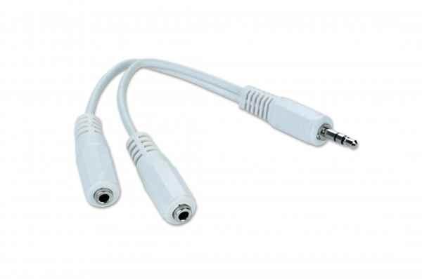 Купить Аудіо-кабель Cablexpert CCA-415W ☎ (067) 467 25 28 ✓ лучшие цены ✓ постоянные акции и скидки ✓ отзывы ✓ точка выдачи в Киеве