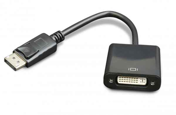 Купить Адаптер-перехідник DisplayPort на DVI Cablexpert A-DPM-DVIF-002 ☎ (067) 467 25 28 ✓ лучшие цены ✓ постоянные акции и скидки ✓ отзывы ✓ точка выдачи в Киеве