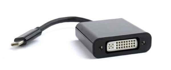Купить Адаптер-перехідник USB Type-C на DVI Cablexpert A-CM-DVIF-01 ☎ (067) 467 25 28 ✓ лучшие цены ✓ постоянные акции и скидки ✓ отзывы ✓ точка выдачи в Киеве