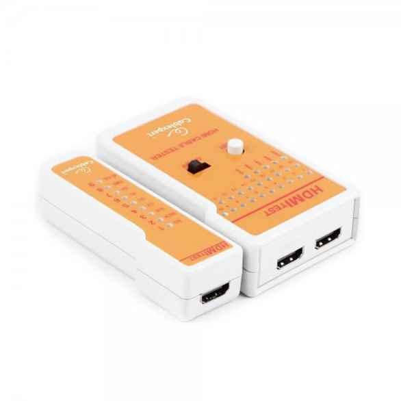 Купить Тестер Cablexpert NCT-4 кабелів HDMI ☎ (067) 467 25 28 ✓ лучшие цены ✓ постоянные акции и скидки ✓ отзывы ✓ точка выдачи в Киеве