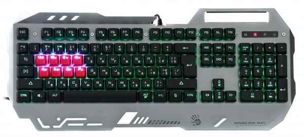 Купить Ігрова клавіатура A4Tech Bloody B2418 ☎ (067) 467 25 28 ✓ лучшие цены ✓ постоянные акции и скидки ✓ отзывы ✓ точка выдачи в Киеве